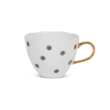 UNC good morning cup small dots