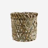 Madame Stoltz -Bamboe lantaarn - bloempot