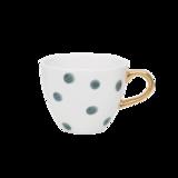 UNC - Mok - Good Morning - mini - Small dots blue green