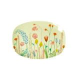 Rice - Small melamine bord - Zomerbloemen