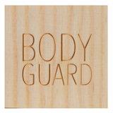 Rader - wensdoosje - Bodyguard to go