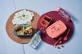 Rice - Lunchbox - Flamingo - koraal