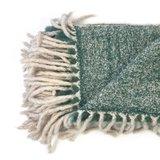 Imbarro - Plaid Mary - blauwgroen