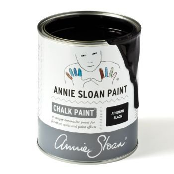 Annie Sloan - Chalk Paint - Athenian Black