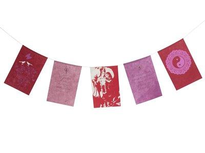 Wensvlaggetje - liefde