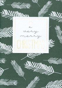 Räder - Postcard - A very merry christmas
