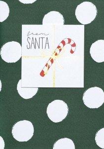 Räder - Postcard - From Santa