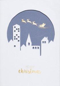 Räder - Postcard - Christmas tale