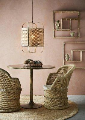 Madame Stoltz -Bamboe hanglamp