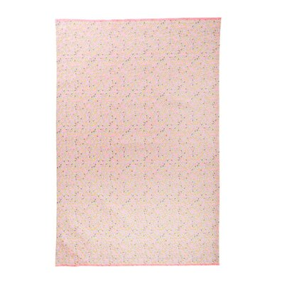 Rice - Katoenen theedoek - Kleine bloemenprint