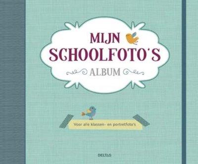 Mijn schoolfoto's album - Voor alle klassen- en portretfoto's