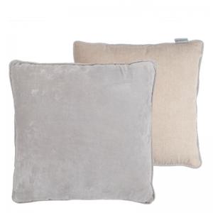 Braxton - Danny pillow - Light grey - 50 x 50