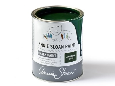 Annie Sloan - Chalk Paint - Amsterdam Green