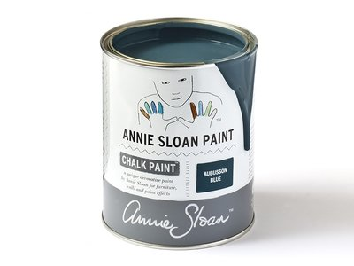 Annie Sloan - Chalk Paint - Aubusson Blue
