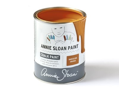Annie Sloan - Chalk Paint - Barcelona Orange