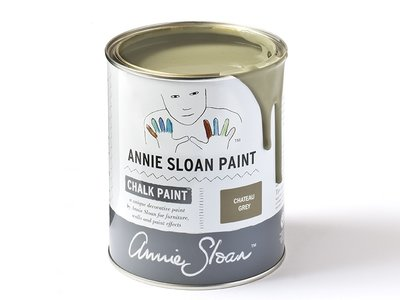 Annie Sloan - Chalk Paint - Chateau grey