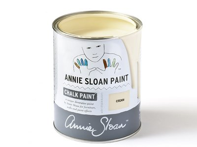 Annie Sloan - Chalk Paint - Cream