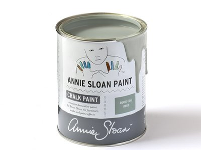 Annie Sloan - Chalk Paint - Duck Egg Blue