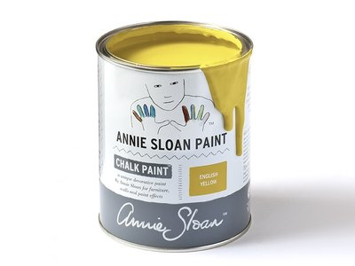 Annie Sloan - Chalk Paint - English Yellow