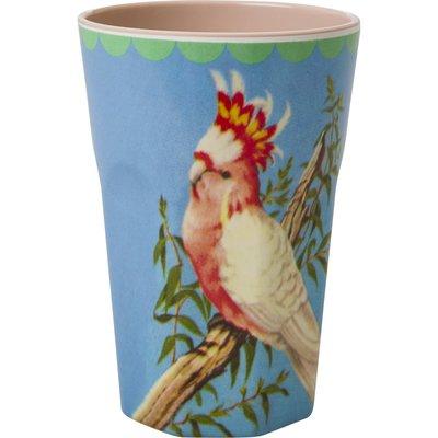 Rice - Melamine tall cup - Vintage kaketoe