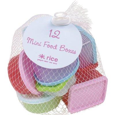 Rice - 12 plastic bakjes voor 1001 dingen
