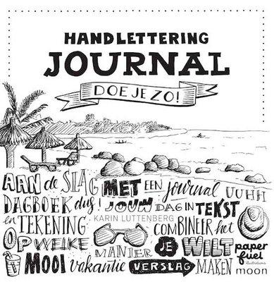 Handlettering journal