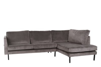 Lifestyle - Perugia bank  - velvet - lounge sofa -diverse kleuren