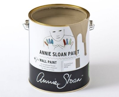 Annie Sloan - Wall Paint - French Linen