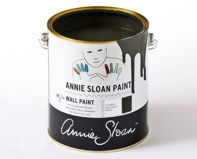 Annie Sloan - Wall Paint - Graphite