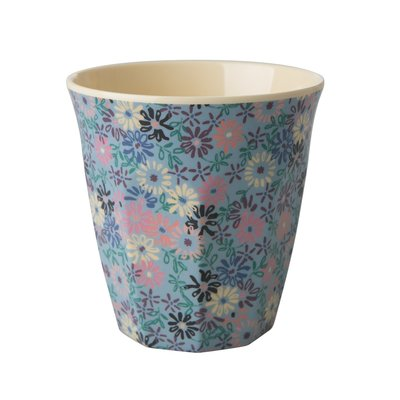 Rice - Melamine cup - Small Flower print