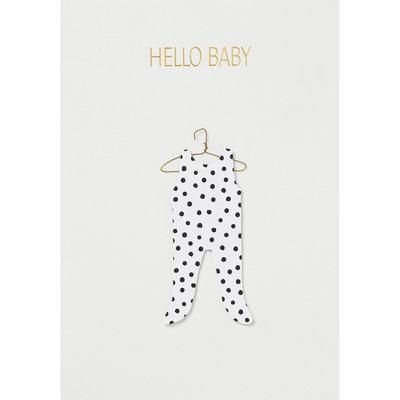 Räder - Kaart - Hello baby