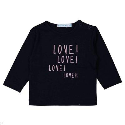 Blablabla - Shirt lange mouw - Love, love, love