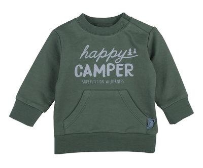 Zero2Three - Trui - Happy camper