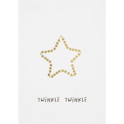 Räder - Kerstkaart - Twinkle twinkle