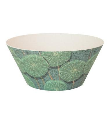 UNC Bamboe salade schaal - Nymphaea -  Ø 25