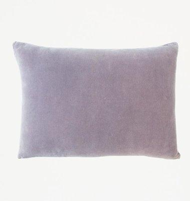 UNC Kussen Vintage Velvet Purple Ash