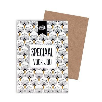 100% Leuk - Kaart - Speciaal voor jou