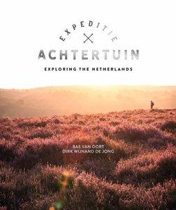 Boek -Expeditie achtertuin - Explore the Netherlands