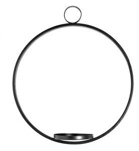 Nordal - Cirkelkandelaar - Zwart