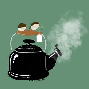 MarjoMaakt - Kaart - Teatime