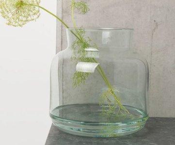 UNC - vaas - gerecycled glas