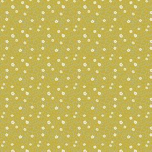 Lola - tafelzeil  - Wild & Free - Mustard Yellow