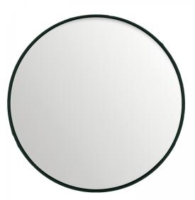 Lifestyle - Spiegel zwart -  ⌀ 120  cm