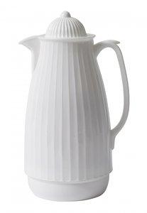 Nordal - Thermoskan - Wit- 1 liter