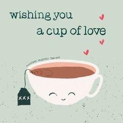 MarjoMaakt - Kaart - Cup of Love