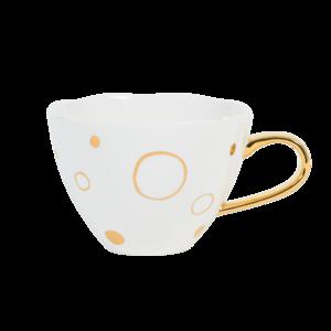 UNC - Mok - Good Morning - Gouden cirkels