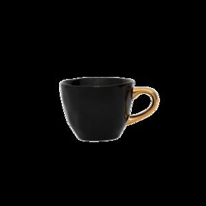 UNC - Good Morning - espresso kop - oud zwart