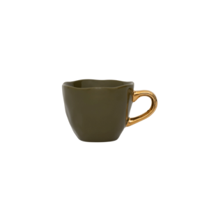 UNC - Good Morning - espresso kop - dennegroen