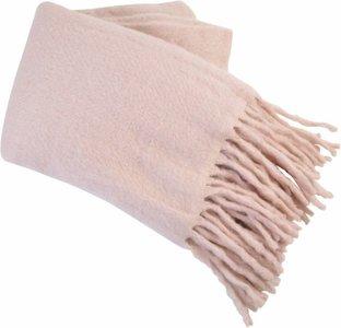 Goround - throw - soft pink