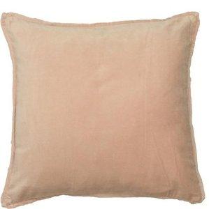 LL - Cushion Velvet - Dusty Rose